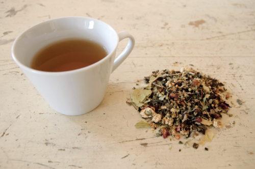 herbal tea blend